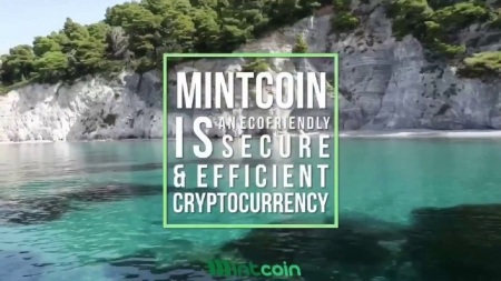 Mint Coin Cryptocurrency 2018